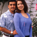 Young Hispanic Couple B8947F