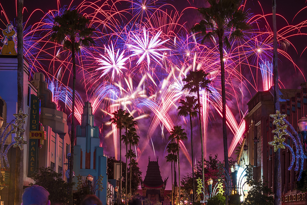 Star Wars Fireworks Disney World 1 Copy