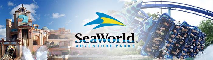 SeaWorld Banner