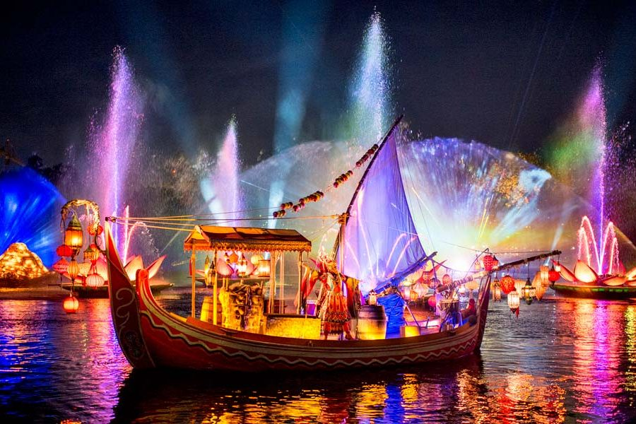 Disney Gallery Rivers Of Light