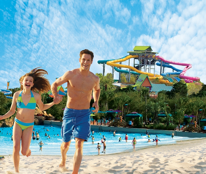 Aquatica SeaWorlds Waterpark