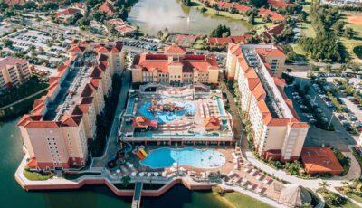 Westgate Town Center Resort Aerial View